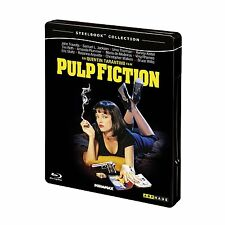 BLU-RAY  PULP FICTION STEELBOOK - NEU & OVP