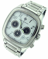 david yurman stainless steel band men s wristwatches david yurman chronograph stainless steel men s watch