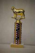 """10"""" Sheep Trophy Award - Free engraving"""