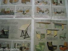 ARREDAMENTI FERRETTI_MODERNARIATO_DESIGN_COMPLEMENTI D'ARREDO_CATALOGO D'EPOCA