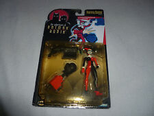 NEW ON CARD CARDED HARLEY QUINN FIGURE ADVENTURES OF BATMAN & ROBIN KENNER 1997