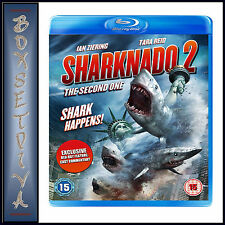 SHARKNADO 2 - THE SECOND ONE **NEW BLU-RAY**