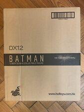 Hot Toys Batman DX12 Dark Knight Rises New Sealed RARE 1/6