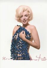 Bert Stern Marilyn Monroe  Photograph 2011  Signed