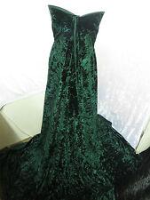 """1m new dress strechy ice crush velvet /velour fabric  58 """" wide"""