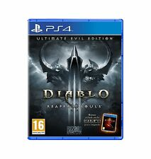Diablo III: Ultimate Evil Edition PS4