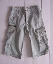 Bermuda multi poches 10 ans VERTBAUDET Vert aqua NEUF jamais porté