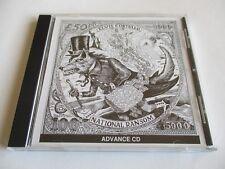 Elvis Costello  National Ransom CD Advance U.S. 2010 Promo CD NEW