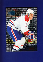 Saku Koivu 1995-96 Fleer Metal Hockey #180 (MINT) Montreal Canadiens