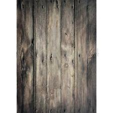 5x7FT Vinyl Wood Wall Floor Backdrop Photography Background Photo Studio Props