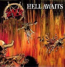 Slayer Hell Awaits LP 7 Track 180gram Black Vinyl With Poster & Insert (03984140