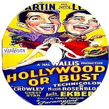 Hollywood or Bust _ Dean Martin Jerry Lewis Pat Crowley Anita Ekberg V 1956 dvd