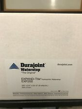 "Durajoint Expand-Tite Hydrophilic Waterstop 3/8""x3/4""x25&#0 39; roll (8 per box)"