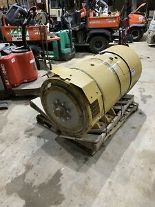 Caterpillar 3456 460 Kilowatt Generator Head 50 60 Hz 162-7541 4160 Volts SR4