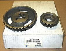 NOS GM # 12513234 Gear Kit, crankshaft & camshaft balancer 1992-2013 4.3L V6