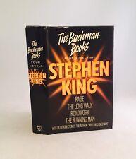 The Bachman Books: Four Novels-Stephen King-First/1st U.K. BCA-1986-VERY RARE!!