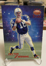 1998 NFL Topps Stars PEYTON MANNING ROOKIE RC RED #67 COLTS /8799