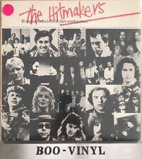 THE HITMAKERS Various  LP  Peter Gabriel, Roxy, Van Morrison Quo Ex Con