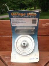 """Prime-Line Garage Door 4"""" Pulley w/Strap and Axle Bolt GD-52108"""