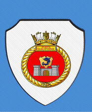 HMCS PORTE DAUPHINE ROYAL CANADIAN NAVY WALL SHIELD