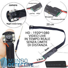 spy cam invisibile wifi p2p 3g gsm night vision motion detection HD 1920*1080