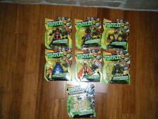 TEENAGE MUTANT NINJA TURTLES TMNT VILLAINS LOT + FUFITOID 7 FIGURES ATILLA MOC!!