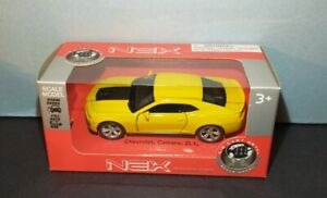 Welly NEX 1:32 Scale Die Cast Model Chevrolet Camero ZL1 New Free Shipping