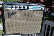 Vintage Fender Princeton 1972 - Point to point - VIDEO