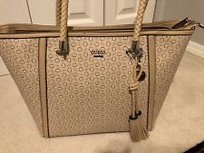 Guess Women Handbag Print G Brand New With Tag