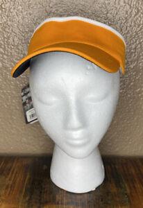 Headsweats Supervisor Sports Visor, Orange, One Size. New With Tags