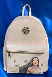 LOUNGEFLY DISNEY POCAHONTAS MINI BACKPACK NEW UK SELLER