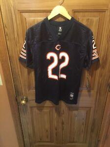 NWT Matt Forte #22 Chicago Bears Jersey NFL Reebok Jersey Youth Large (14-16)