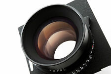 Fuji cm Fujinon-w 210 mm f/5.6 COPAL Incl. 19% TVA Linhof, Ebony, Toyo 4x5