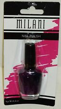 Milani Nail Polish Nail Color PURPLE GLEAM #524 NIP