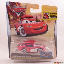 Disney Pixar Cars Road Trip series Cruisin Lightning McQueen Mattel 2015 Rd Tr1p