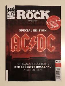 AC/DC : Classic Rock Special Edition - Die ganze Geschichte auf 148 Seiten