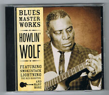 HOWLIN' WOLF - BLUES MASTER WORKS - CD 25 TRACKS - 2015 - COMME NEUF