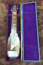 Vintage Fender 6-String Lap Steel Guitar