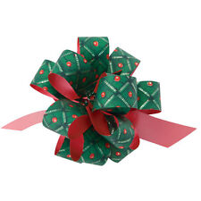 Christmas Gift Wrapping Ribbons and Bows