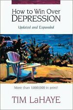 BOOK softcover How To WIN OVER DEPRESSION Tim LaHaye Updated Version