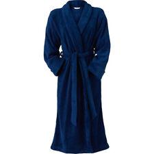 Cameo Women's Supersoft Fleece Dressing Gown Bath Robe Cosy Loungewear 10-20