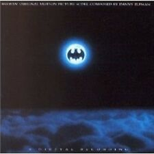 BATMAN SOUNDTRACK CD OST NEW+