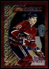 1995-96 Topps Finest Brian Savage #23