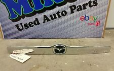2001-2006 Mazda Tribute Chrome Rear Gate Trim