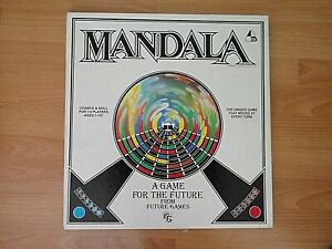 Mandela Board Game - A Chance & Skill Game For The Future ! - 100 % Complete