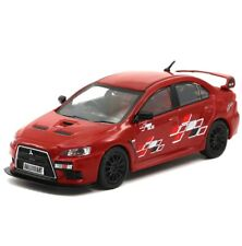 Mitsubishi Lancer Evolution X Ralliart Tarmac Works 1:64 Scale Diecast Model New
