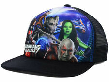 Guardians of the Galaxy Marvel Comics Movie Men All Character Trucker Hat Cap
