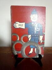 Savignac. Agenda Dunlop 1958.