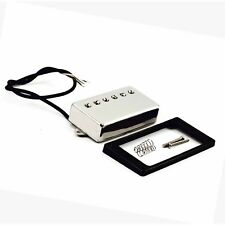 Humbucker Kent Armstrong 6 Shooter Patent Applied For Vintage Style Nickel Cover