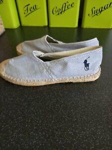 Boys Polo Ralph Lauren Shoes Size 12(UK)